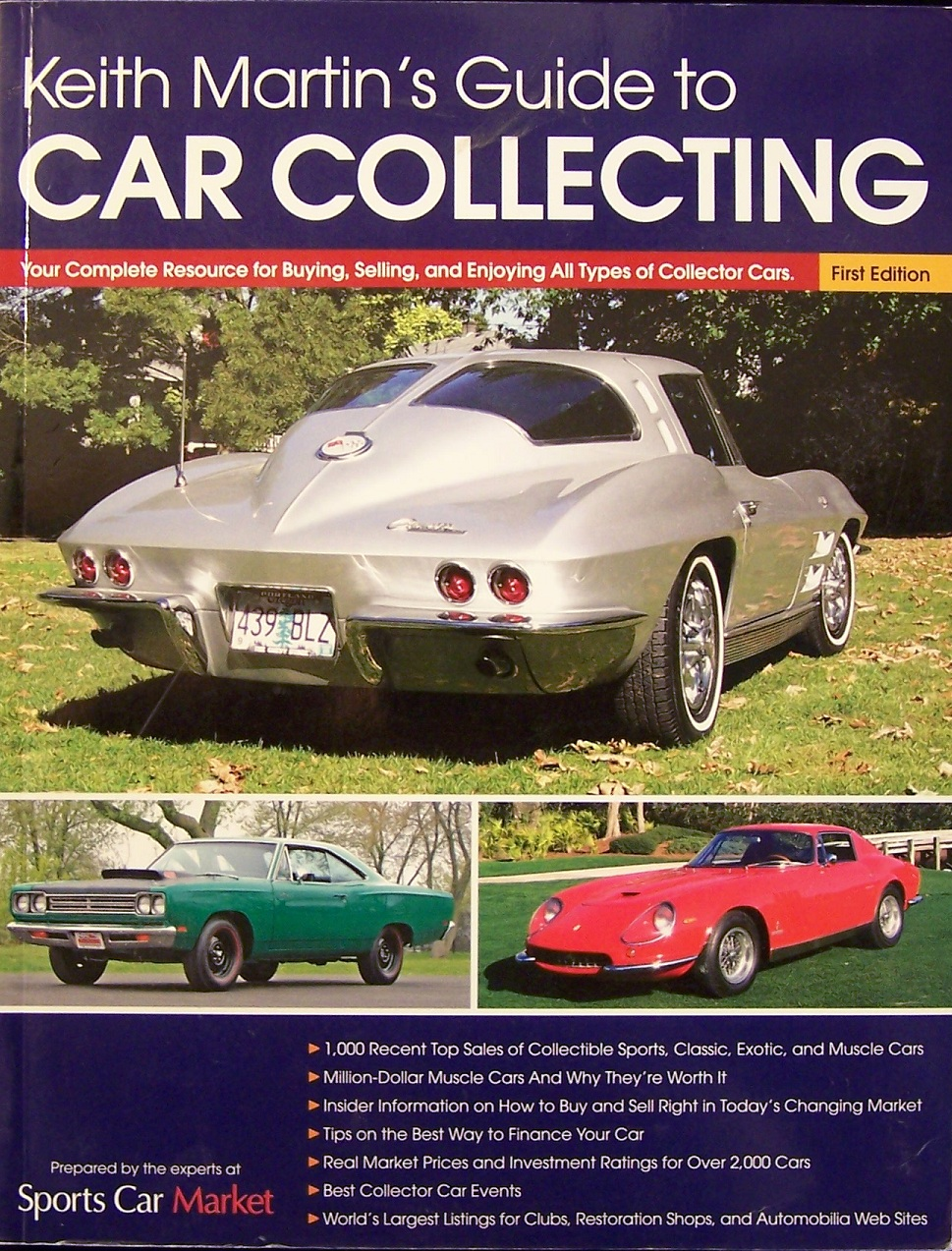 Keith Martin\'s Guide to Car Collecting Keith Martin | of Sports Car ...