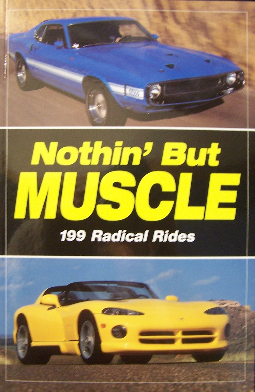 Nothin\' But Muscle | Staff Of Old Cars Weekly