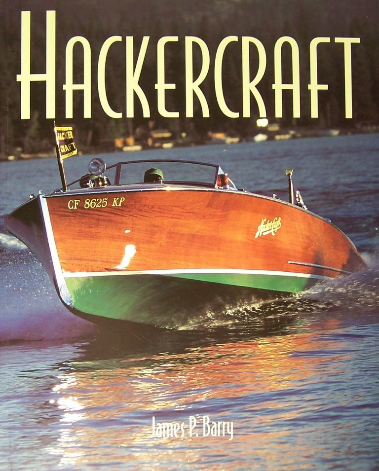 Hackercraft. James P. Barry.