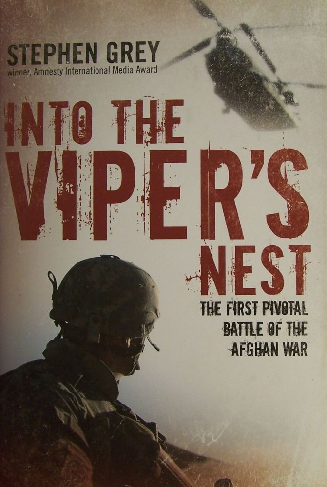 Into the Viper's Nest. Stephen Grey.