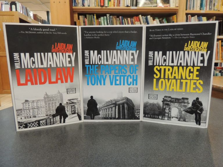 Complete Laidlaw Trilogy (Laidlaw; The Papers of Tony Veitch; and Strange Loyalties). William McIlvanney.