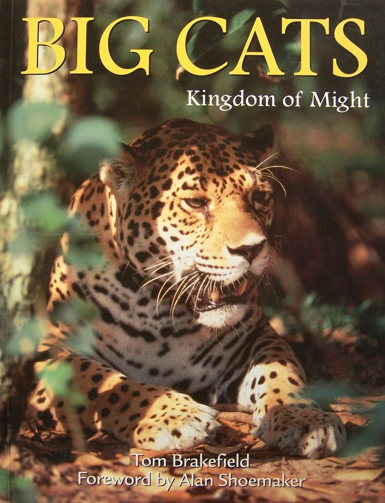Big Cats: Kingdom of Might. Tom Brakefield, Alan Shoemaker.