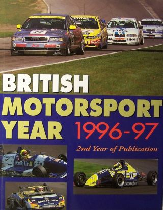 British Motorsport Yearbook: 1996-1997