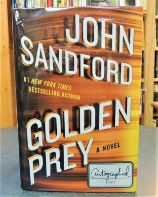 Golden Prey. John Sandford