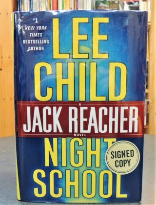 Night School. Lee Child