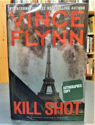 Kill Shot. Vince Flynn